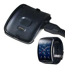 Portable Charger Dock & USB Cable For Samsung Galaxy Gear S SM-R750 Smart Watch