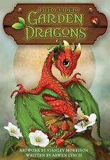 FIELD GUIDE TO GARDEN DRAGONS MYSTICAL CARDS TAROT DECK GUIDEBOOK CAT ResQ