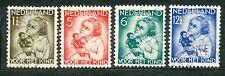 Nederland  270 - 273 gebruikt