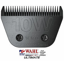 Wahl ULTIMATE COMPETITION 10 WIDE BLADE*Fit KM1,KM2,KM5,KM10,Max 45,A5 Clippers
