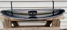 1995-99 Buick Riviera Grill Grille Chrome 168316