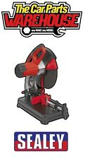 Sealey Cut-Off Saw Ø355mm 230V Abrasive Disc Portable Chop Mitre  2480W motor