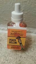 Bath & Body Works PEACH BELLINI Wallflowers  Refill Bulbs