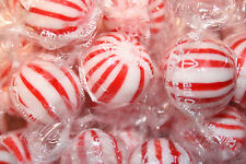PEPPERMINT JUMBO MINT BALLS HARD CANDY, 1LB