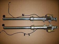 86 87 88 1986 SUZUKI GSXR 1100 OEM FRONT FORKS SUSPENSION WITH ANTI DIVE UNITS