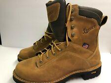 Danner Quarry 17315 Men's 11.5 Wide Waterproof Gore-Tex Work Soft Toe 8-Inch