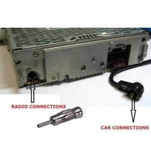 Adaptador Antena Autorradio Land Rover Defender Estéreo Iso
