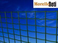 RETE PLASTIFICATA PER RECINZIONE RINFORZATA  MAGLIA 50X50  H100  FILO 2.50mm