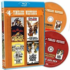 Timeless Western Classics: RIO CONCHOS, LAST HARD MEN + (Blu-ray, 2013, 2-Disc)