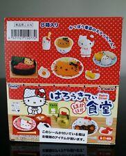 Sealed Sanrio Re-Ment Hello Kitty Retro Dinner Series #1 thru #8 Complete Set