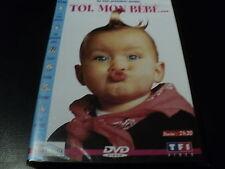 """DVD NEUF """"TOI, MON BEBE ..."""" comprendre le comportement de bebe de 0 à 3 ans"""