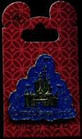 WDW Castle Glitter Cloud Logo Disney Pin 95635