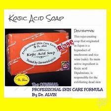 Dr. Alvin PSCF Kojic Acid Soap 135g 100% Authentic