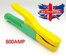 Portaelectrodo palo Soldadora Soldadura Herramienta de Abrazadera de la barra Stinger 500A