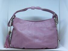 Anna Morellini Old Rose Leather Handbag