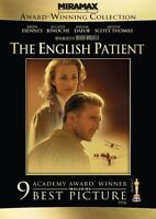 The English Patient [New DVD] Ac-3/Dolby Digital, Dolby, Widescreen