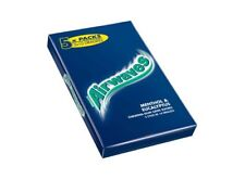 Lot Revendeur 10 paquets  Chewing-gum sans sucre menthe eucalyptus, Airwaves 70