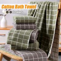 1pc 100% Cotton Bath Towel Face Care Hand Cloth Soft Towel Bathroom for Adult
