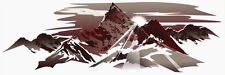 1 RV TRAILER MOTORCOACH MOUNTAIN SCENE DECAL GRAPHIC -630-2