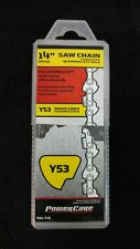"Power Care Y53 14"" Saw Chain - NOS - BIN $21.99 - Free Shipping!"