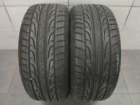 2x Sommerreifen Dunlop SP Sport Maxx MO 275/50 R20 113W / 7 mm / DOT xx15