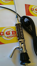 Antenna GGD Turbo 2002 CB Mobile mount Black Power 2000 Watt