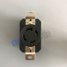 UL Approved NEMA L14-30R 4P Twist Lock Locking Receptacle Female US Generator