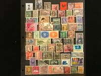 NEW !! Dealer stamp Liquidation Collectors Bargain All Different Free Ship Lot 1