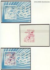 Equatorial Guinea Olympische Spiele Olympic Games 1976 9 Hurdles proofs