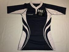 NEW Mens Kooga Tight Fit Curve Shirt. Navy/ White XXXL M110