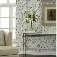Peel and Stick Wallpaper Leaf Self Adhesive Contact Paperfor Bedroom Wall Decor