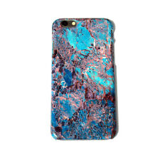 Amazonite Marble – iPhone 6/6s Case w/ Tempered Glass Screen Protector