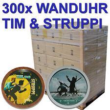 1 Europalette 300x Wanduhr Tim & Struppi Sonderposten Restposten Uhr Paramount