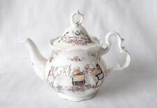 Miniature Brambly Hedge Tea Service Teapot - damage to handle