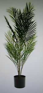 "New Improvements Indoor/Outdoor 39"" Faux Potted Palm Tree 691-399"