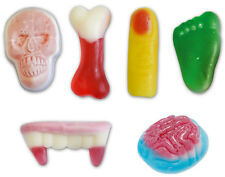 Vidal Missing Body Parts Zombie Gummi Candy, 1Lb FREE SHIPPING!