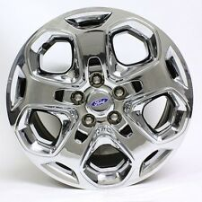 "17"" FORD FUSION MERCURY MILAN 2010 2011 STEEL WHEEL OEM 3796 CHROME COVER"