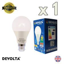 10W LED ( = 100W) B22  GLS Lamp Light Bulbs Warm White Devolta