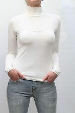 MAGLIA ANGELO MARANI DONNA SWEATER WOMAN БЛУЗКА, 7628 S BIANCO MIS.44 AA 05 .