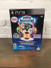 NEW Activision Skylanders Imaginators Portal Owners Pack (Sony PS3) game crystal