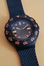 Swatch Scuba 200 SDB100 Barrier Reef - Kollektion 1990
