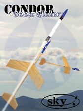 Sky Flying Model Rocket Kit Condor Boost Glider  7156