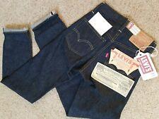 LVC Levis Vintage Clothing 1954 501z XX Selvedge Jeans W24 Cone Denim Shrink USA