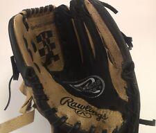 rawlings players series, Pl109, 9 inch, baseball glove Basket Web Golden (P)