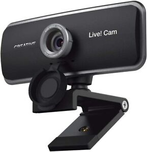 Creative Live! Cam Sync 1080p Full HD Wide-Angle USB Webcam