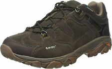 HI-TEC RAVUS ADVENTURE LOW WP Men's Hiking / Walking Shoes - Size UK 11 - EU 45