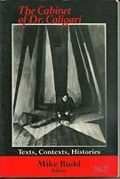 Cabinet Of Dr. Caligari - Paperback By Budd, Michael - GOOD