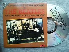 "THE BEATLES – ""THE EARLY TAPES"" - MEGA RARE SPANISH ONLY UNRELEASED POLYDOR CD"