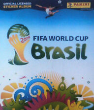 Panini World Cup 2014 Fifa Brasil 100 random stickers no doubles