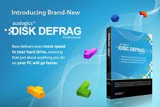 Auslogics Disk Defrag Pro , Defragment Hard Disk Drive , RAID , Optimize PC